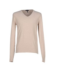 Byblos Knitwear Jumpers Men Beige