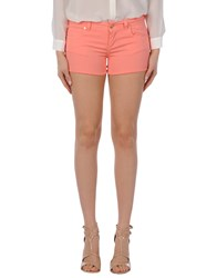 Fly Girl Trousers Shorts Women Coral