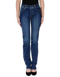 Thinple Denim Denim Trousers Women