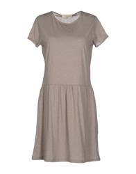 Sessun Dresses Short Dresses Women Khaki