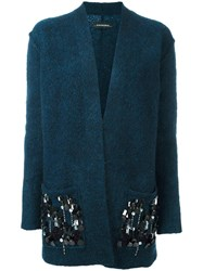 By Malene Birger 'Jose Maria' Cardigan Blue