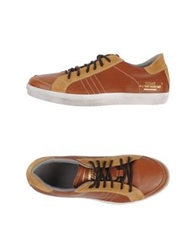 Primabase Low Tops And Trainers Brown