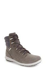 Helly Hansen Men's 'Ast 2' Snow Boot Mid Grey Ebony