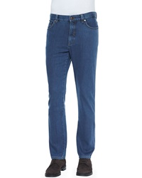 Ermenegildo Zegna Cotton Stretch Denim Jeans