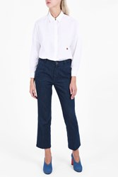Mih Jeans Carter Shirt White
