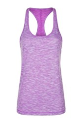 Lorna Jane Slouchy Gym Tank Purple