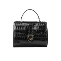 Aspinal Of London Women's Mayfair Tote Bag Black