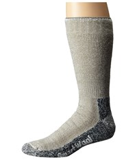Smartwool Mountaineering Extra Heavy Crew Taupe Crew Cut Socks Shoes