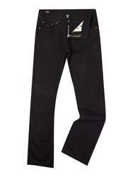 True Religion Ricky Straight Fit With Flap Midnight Blue Jean