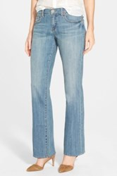 Lucky Brand 'Easy Rider' Bootcut Jeans Blue
