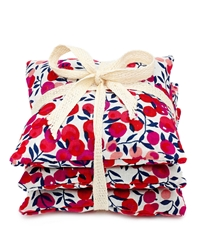 Flowers Of Liberty Wiltshire Liberty Print Lavender Bags