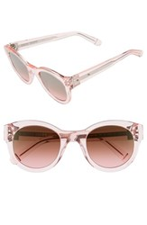 Women's Bobbi Brown 'The Zoe S' 49Mm Sunglasses