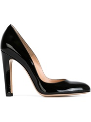 Gianvito Rossi Chunky Heel Pumps Black