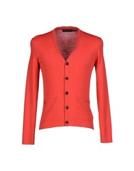 Ralph Lauren Black Label Cardigans Coral