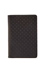 Campbell Cole Simple Card Wallet Black