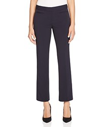 Michael Michael Kors Cropped Flare Pants New Navy