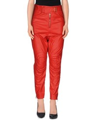 Amen. Trousers Casual Trousers Women Red