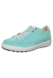 Lowa Palermo Trainers Aquamarin Light Blue