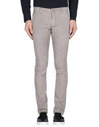 9.2 By Carlo Chionna Trousers Casual Trousers Men Grey