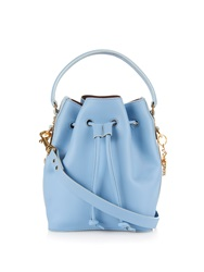 Sophie Hulme Fleetwood Small Leather Bucket Bag