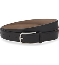 Hugo Boss Celino Leather Belt Black