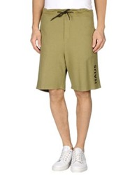 Haus Golden Goose Bermudas Military Green