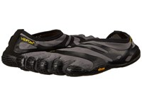 Vibram Fivefingers El X Grey Black Men's Running Shoes Gray