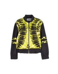 The Textile Rebels Jackets Acid Green