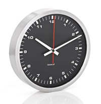 Blomus Era 11.8 Black Wall Clock