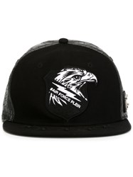 Philipp Plein 'Gonna Be Ok' Cap Black