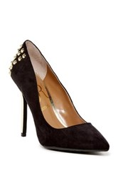 J. Renee Fizzle Studded Stiletto Wide Width Available Black