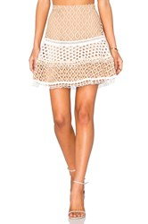Alexis Larissa Skirt Tan