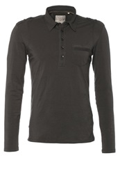 Guess Military Polo Shirt Nashville Night Grey