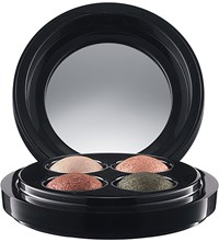 M A C Mac Mineralize Eye Shadow Palette Glimmer Of Gold