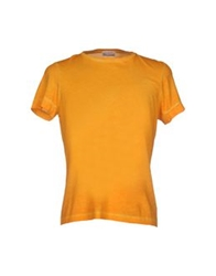 Gentryportofino T Shirts Orange