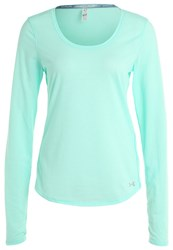 Under Armour Charged Sports Shirt Turquoise