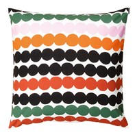 Marimekko Rasymatto Cushion Cover Green Red
