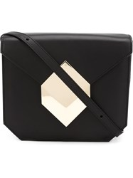 Pierre Hardy 'Prism' Shoulder Bag Black