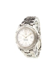 Tag Heuer 'Link' Analog Watch Stainless Steel