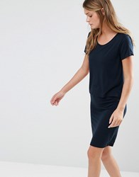 Jdy J.D.Y Double Layer Dress Sky Captain Navy