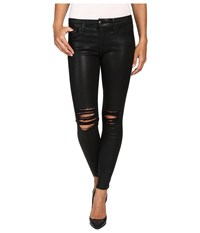 Joe's Jeans Icon Ankle In Masie Masie Women's Black