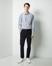 Band Of Outsiders Tapered Suit Trouser Navy