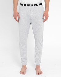 Grey Julio Diesel Logo Pyjama Trousers