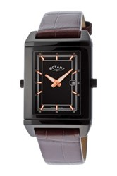 Rotary Men's Revelation Casual Watch Brown