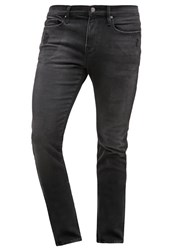 Frame Denim Slim Fit Jeans Black Denim