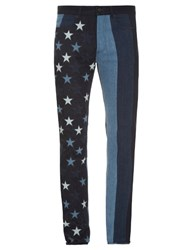 Givenchy Flag Denim Jeans Multi