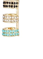 Jules Smith Designs Women's Crystal Embellished Ear Cuff No Color