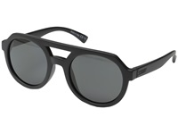Vonzipper Psychwig Black Satin Grey Sport Sunglasses