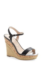 Women's Charles By Charles David 'Arizona' Espadrille Wedge 4 1 2' Heel