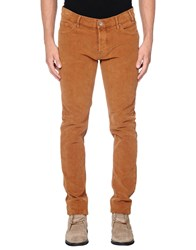 Novemb3r Trousers Casual Trousers Men Brown